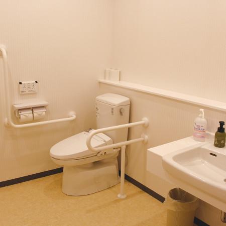 障害用トイレ